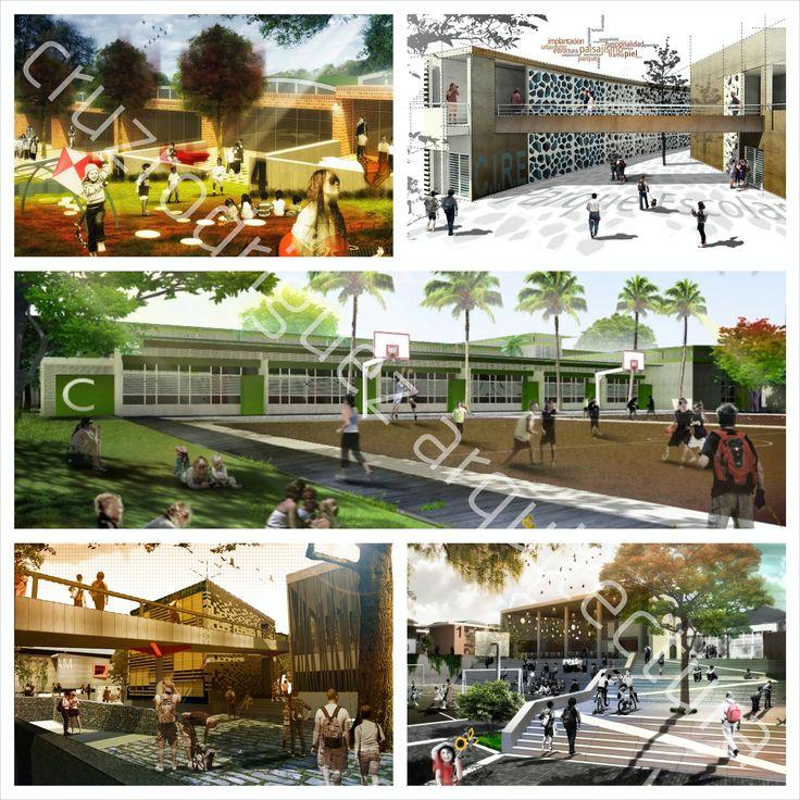 Proyectos 06     I  www.cruzrodriguez.co   #Arquitectura #Architecture #Diseño #Design #Concursos #Contest #Colegios #Schools #Arquitectos #Architects #Vivienda #Buildings #Proyectos #Proyects