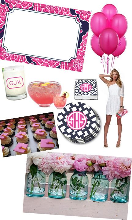 Graduation Party ideas at subtlyfabulous.com! Love them!