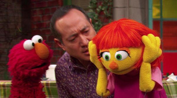 In a few weeks, Sesame Street will take on its latest challenge: introducing a Muppet named Julia, who has autism.