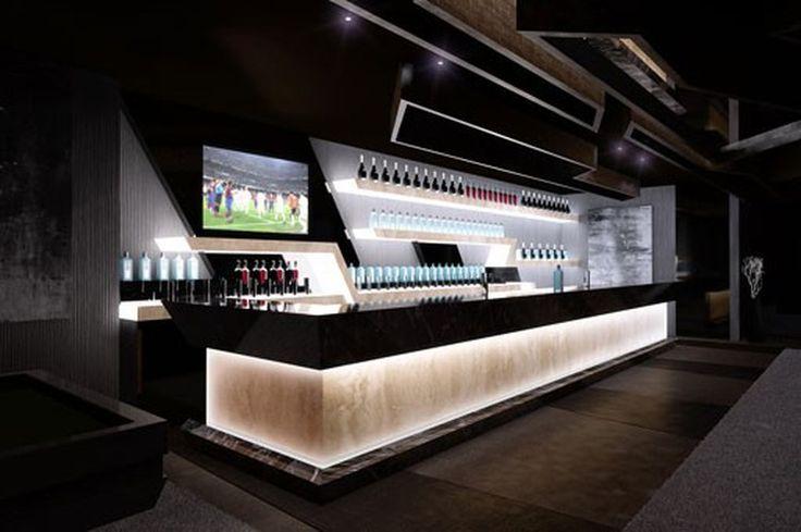 M s de 25 ideas incre bles sobre dise os de bares de casa for Disenos de barras para bar