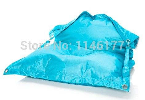 ==> [Free Shipping] Buy Best Ywxuege Wholesale - Blue Outdoor Adult Bean Bag ChairGarden Camping Beanbags Lazy Sofa Anywhere Portable Sitting Cushion Online with LOWEST Price | 1922830579