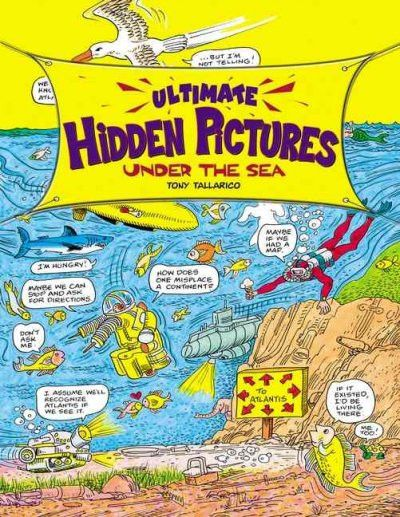 Under the Sea (Ultimate Hidden Pictures)