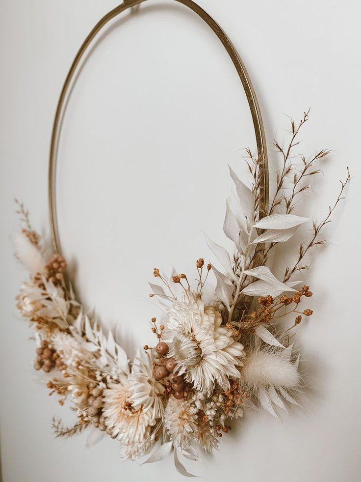 Pampasgras Trockenblumen