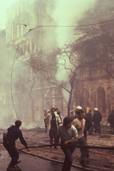 The End Of Prague Spring On 1968 Pictures