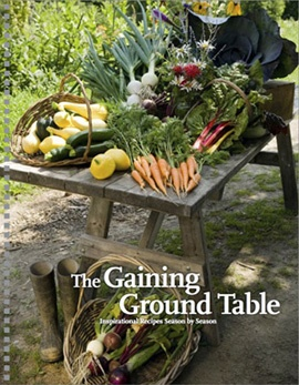 15 best cookbooks images on pinterest gaining ground cookbook this amazing local farm provides fresh organic produce to food banks forumfinder Choice Image