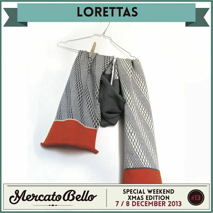 • Lorettas    Laboratorio di maglieria a macchina.  Disegna e realizza accessori in pura lana 100%: sciarpe, guanti e molto altro. Venite a scoprire di più!    >> www.etsy.com/it/shop/lorettascarves