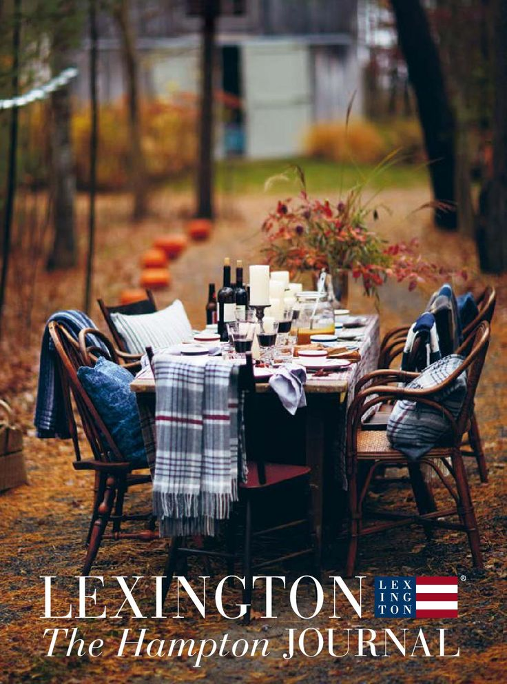 Lexington Home Collection FW2014 See the Lexington Home Collection for Fall/Winter 2014.
