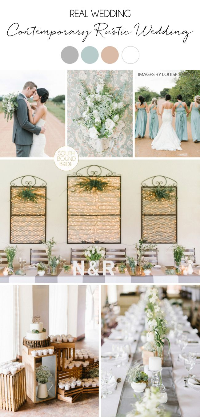 Contemporary Rustic Wedding by Louise Vorster   SouthBound Bride   http://www.southboundbride.com/contemporary-rustic-wedding-at-zakopane-country-lodge-by-louise-vorster-nadea-riaan