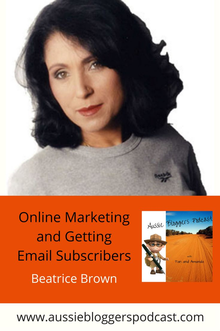 Beatrice has been an online marketer since 2009. LEARN * Why she felt confused about blogging when she first began * The path to getting to 78000 subscribers on her email list LISTEN to our podcast to find out more