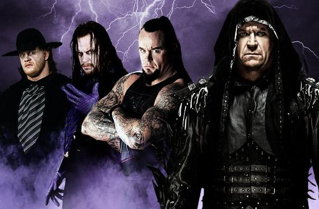 The Phases of the Undertaker