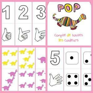 Pop, jeu de numeration