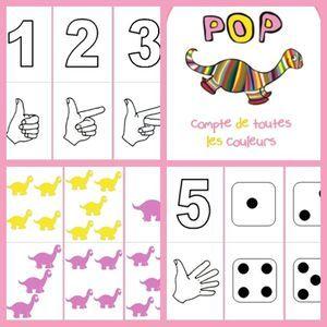 Pop, jeu de numeration