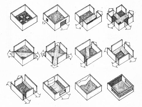 Architecture Form, Space and Order 3rd ed.[FrancisD.K. Ching]