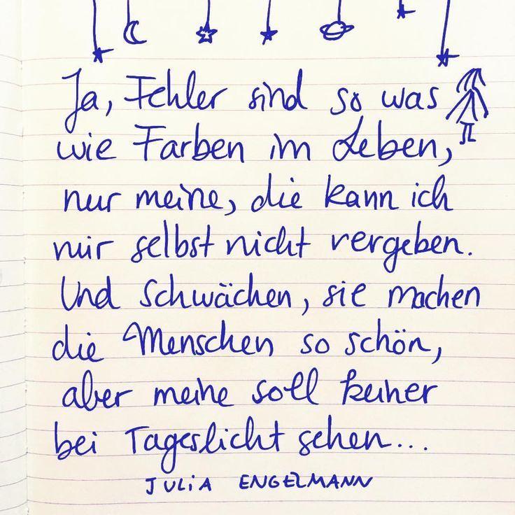 Aus Meinem Neuen Buch Horbuch Keine Ahnung Ob Das Liebe Ist Ab M In 2020 Julia Engelmann Zitate Spruche Zitate Weisheiten Spruche