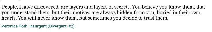 Insurgent quotes