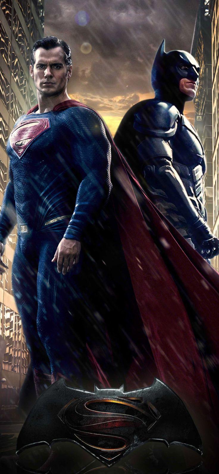 1125x2436 Batman Superman Henry Cavill Iphone XS,Iphone 10