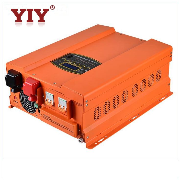 Dc To Ac 15kw Inverter With Mppt Solar Controller For ...
