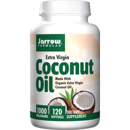 Coconut Oil Soft Gels Vitmain Mineral Supplement Tablets Capsules Pills Extra Vi