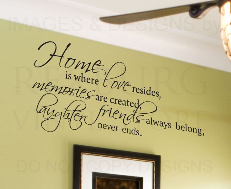 Best VINYL WALL ART Images On Pinterest - Custom vinyl lettering wall decals art sayings