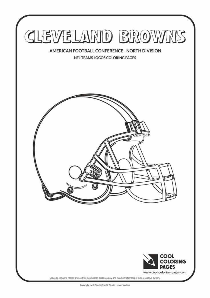 nfl coloring pages for kid - photo#22