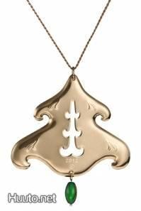 Kalevala joulukoriste / Kalevala christmas ornament