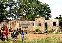 Sierra Leona -Secuelas de la guerra civil.
