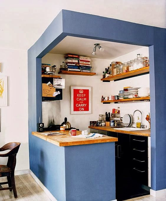 Attractive Small Kitchen Design Planning Is Important Since The Kitchen Can Be The  Main Focal Point In Most Homes. We Share Collection Of Small Kitchen Design  Ideas Part 32