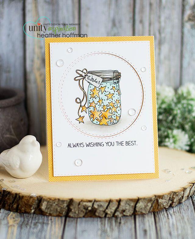 Jar Full of Stars – SOTW Reminder – Unity Stamp Co   Unity Stamp Co