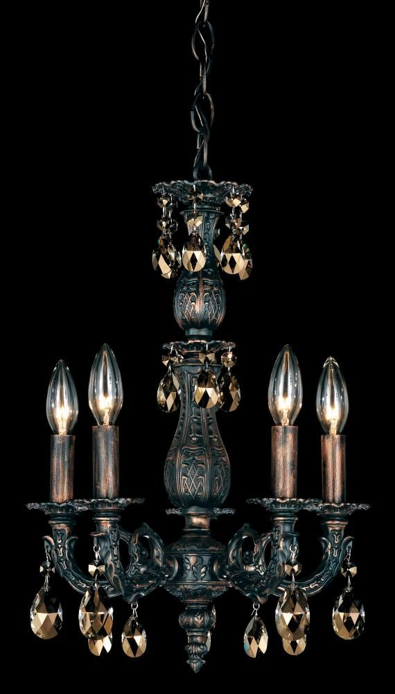 14 best black chandeliers images on pinterest black chandelier black chandelier milano by schonbek features coppertina finish and trimmed with swarovski elements golden shadow crystals mozeypictures Images