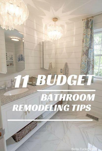 Inexpensive Bathroom Designs Best 25 Budget Bathroom Remodel Ideas On Pinterest  Budget