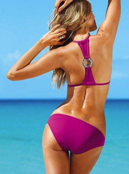 Want This!: Victoria Secret Swimsuits, Summer Bath Suits, Summer Fashion, Tops Suits, Style, Halter Tops, Swimsuits Tops, Swimming Suits, Summer Bathing Suits