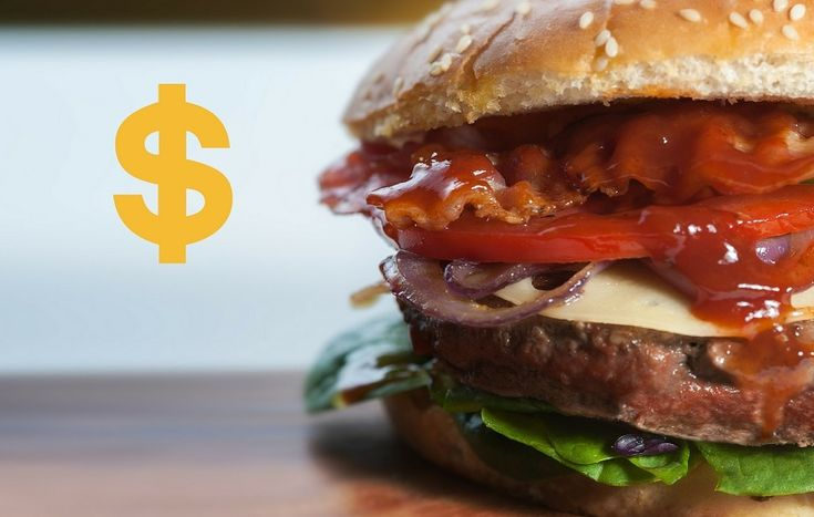 Os hambúrgueres mais caros do mundo.