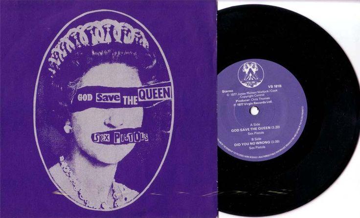 World's Most Valuable Vinyl | Sex Pistols' God Save The Queen    http://www.creativeboysclub.com/world%e2%80%99s-most-valuable-vinyl-sex-pistols%e2%80%99-god-save-the-queen