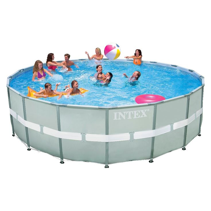 Intex 20ft X 52in Ultra Frame Pool My Dream Pool Best