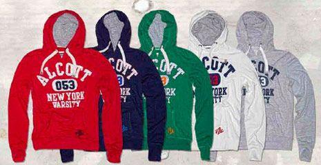 alcott brand apparels.