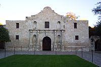 アラモ伝道所-テキサス州 - Wikipedia