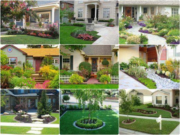 kleinen vorgarten gestalten 25 inspirierende beispiele garten pinterest vorgarten. Black Bedroom Furniture Sets. Home Design Ideas