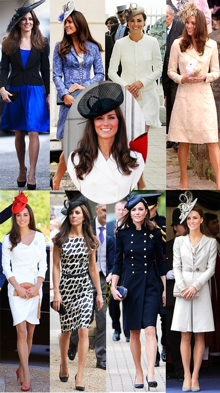 Love her hats Royally Chic : Kate Middleton | ERANZI blog