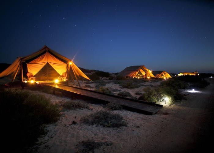 Sal Salis Luxury Camp - Ningaloo Reef