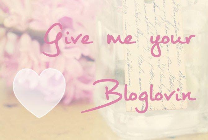 Lina's Daily: Bloglovin