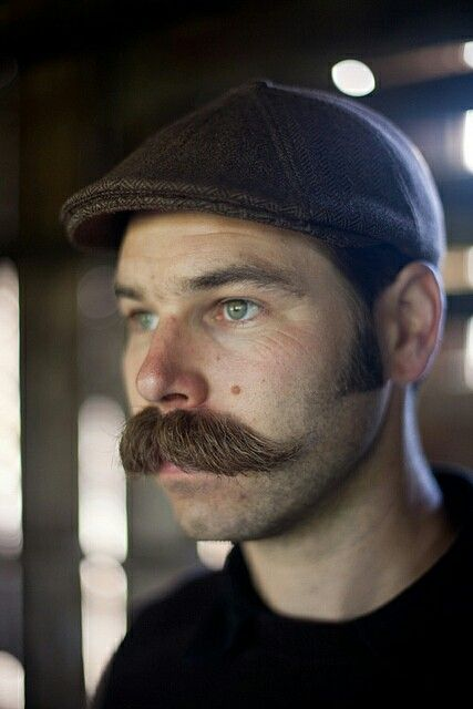 how to grow beard and moustache