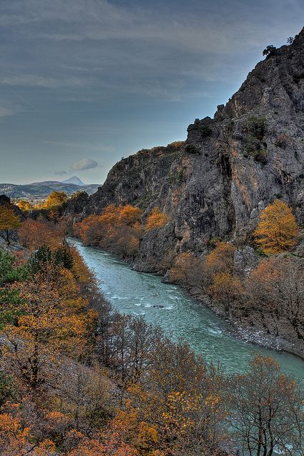 Aoös National Park is a national park in the region of Epirus in northwestern Greece.