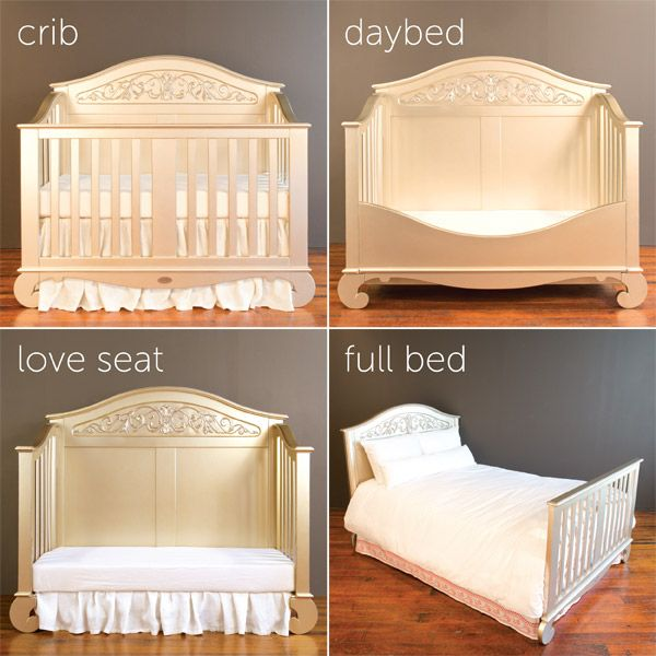 chelsea lifetime in silver is not only drop dead gorgeous but an amazing value for your babyu0027s room start as a crib grow into a toddler