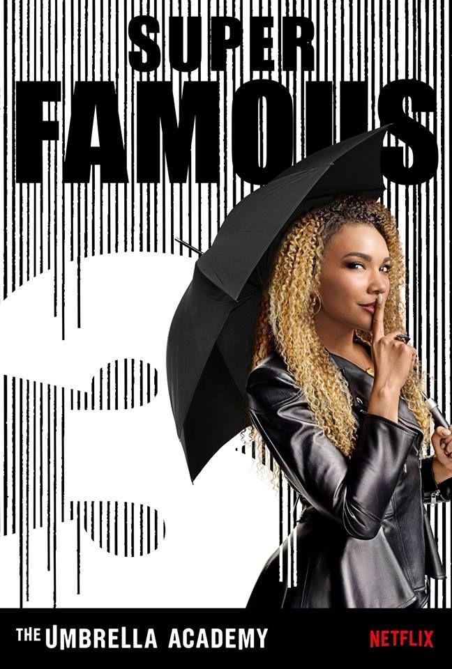The Umbrella Academy 7 Key Characters In Netflix S New Superhero