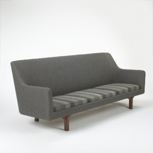Edvard Kindt Larsen, Sofa For Thorald Madsens, C1960.