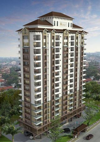 Grand Zamoria adopts a unique building concept that touches upon the traditional architecture of Calicut.  Read More: http://www.galaxy-builders.com/zamoria.html