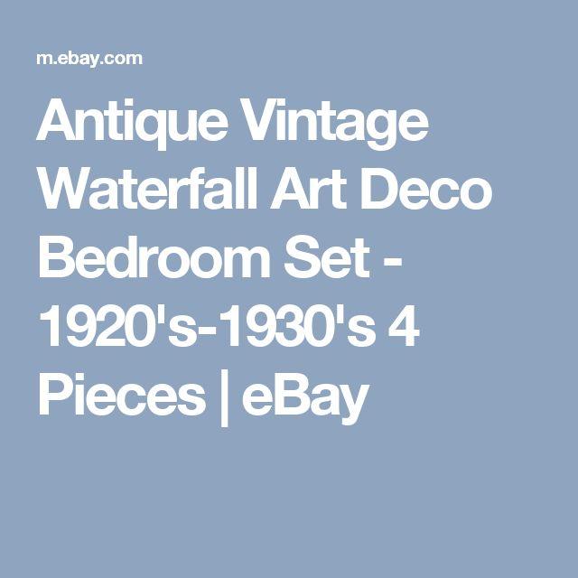 25+ Best Ideas About 1920s Bedroom On Pinterest