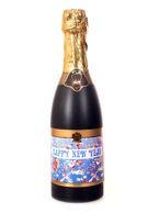 Super pomysł, by zaskoczyć gości i solenizanta - zamiast szampana, z butelki wystrzeli konfetti