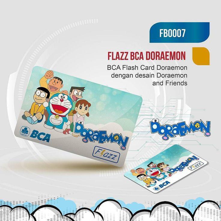 Bikin kartu flazz bca atau emoney dengan desain sendiri ...