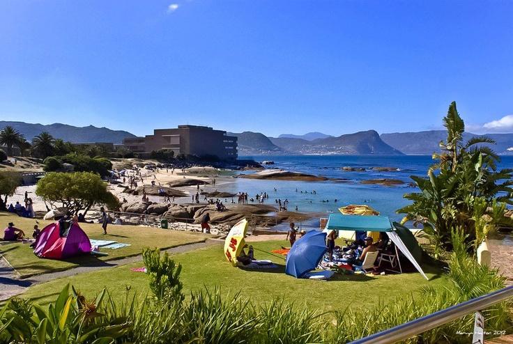 Seaforth Beach, Cape Town, Western Cape